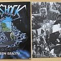 TOXIC SHOCK change from reality LP