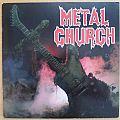 My METAL CHURCH vinyl collection