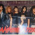 ANNIHILATOR old posters!