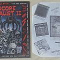 HARDCORE HOLOCAUST II. various artists LP 1990