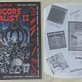 HARDCORE HOLOCAUST II. various artists LP 1990