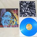 BLOODFEAST Kill for pleasure US press Blue vinyl 1986! Tape / Vinyl / CD / Recording etc