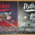 RUTHLESS discipline of steel vinyl
