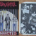 CRYPTIC SLAUGHTER convicted vinyl LP