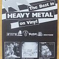 Old vinyl advertising 1984!