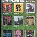 Nuclear Blast catalogue 1995/68