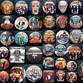 Slayer - Other Collectable - My vintage heavy thrash buttons