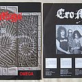 Cro-Mags - Alpha Omega LP 1992 Tape / Vinyl / CD / Recording etc