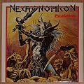 Necronomicon - Tape / Vinyl / CD / Recording etc - NECRONOMICON escalation original LP