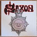 Saxon - Tape / Vinyl / CD / Recording etc - SAXON - Strong arm of the law LP - French press 1980