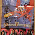 Rhapsody - Other Collectable - Rhapsody - signed poster