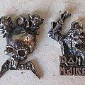 Metallica - Pin / Badge - Metal medals