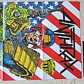Anthrax - I Am The Law single posterbag Tape / Vinyl / CD / Recording etc