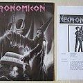 Necronomicon - Tape / Vinyl / CD / Recording etc - NECRONOMICON apocalyptic nightmare promo LP 1987