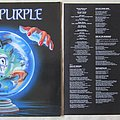 Deep Purple - Slaves and masters LP 1991 Tape / Vinyl / CD / Recording etc