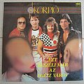 Skorpió - Tape / Vinyl / CD / Recording etc - SKORPIÓ - Azt beszéli már az egész város LP 1985