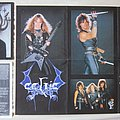 Celtic Frost - To Mega Therion LP 1985 with poster! Tape / Vinyl / CD / Recording etc