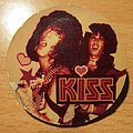 Kiss - Other Collectable - KISS old button