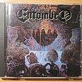 ENTOMBED - Clandestine signed CD 1991