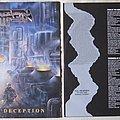 HEATHEN - Victims of deception LP 1991