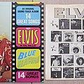 Elvis Presley - Tape / Vinyl / CD / Recording etc - Elvis Presley - Blue Hawai LP 1977