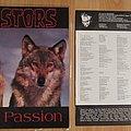 Resistors - Tape / Vinyl / CD / Recording etc - Resistors - Pain and passion LP 1991