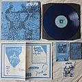Detonator - Tape / Vinyl / CD / Recording etc - Detonator - Demo 1990 LP Blue vinyl