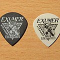 EXUMER guitar picks