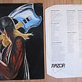 Razor - Tape / Vinyl / CD / Recording etc - RAZOR - Executioners' song LP 1985