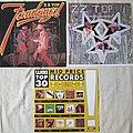 ZZ Top - Tape / Vinyl / CD / Recording etc - ZZ Top - Fandango LP