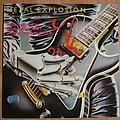 Samson - Tape / Vinyl / CD / Recording etc - Metal Explosion VA LP 1980