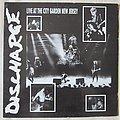 Discharge - Tape / Vinyl / CD / Recording etc - DISCHARGE - Live in the city garden LP