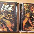 GRAVE Dominion VIII limited edition CD Tape / Vinyl / CD / Recording etc