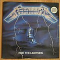 Metallica - Tape / Vinyl / CD / Recording etc - Metallica - Ride the lightning Gatefold 1984/1987