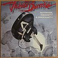 Vicious Barreka - Outrage, insanity and profanity LP 1986 Tape / Vinyl / CD / Recording etc