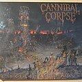 Cannibal Corpse - Tape / Vinyl / CD / Recording etc - Cannibal Corpse - A skeletal domain - digipack CD