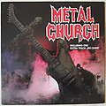 Metal Church first LP 1984 german press