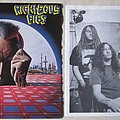 RIGHTEOUS PIGS - Stress releated LP 1990
