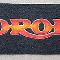 Europe - Patch - EUROPE old rubber patch from 80's.