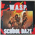 W.A.S.P. - Tape / Vinyl / CD / Recording etc - W.A.S.P. School daze maxi 12 inch