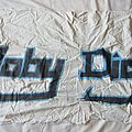 Moby Dick old handmade flag Other Collectable