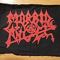 MORBID ANGEL old patch 1989