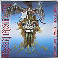Iron Maiden Can I play with madness 12 inch poster sleeve