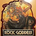 ROCK GODDESS - I Didn't Know I Loved You 7 inch shape Tape / Vinyl / CD / Recording etc