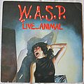 W.A.S.P. Live Animal US press EP 1987