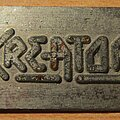 Kreator - Other Collectable - KREATOR - very old necklace medal