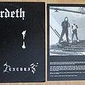 Mordeth - Tape / Vinyl / CD / Recording etc - MORDETH - Lux in tenebris LP 1993