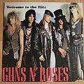 Guns N' Roses - Tape / Vinyl / CD / Recording etc - Guns And Roses - Welcome to the Ritz bootleg LP 1990