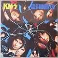 Kiss - Tape / Vinyl / CD / Recording etc - KISS - Crazy crazy nights 12 inch single