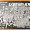 Virus - Other Collectable - Signed VIRUS flyer Extreme Noise Fest Hungary 2014